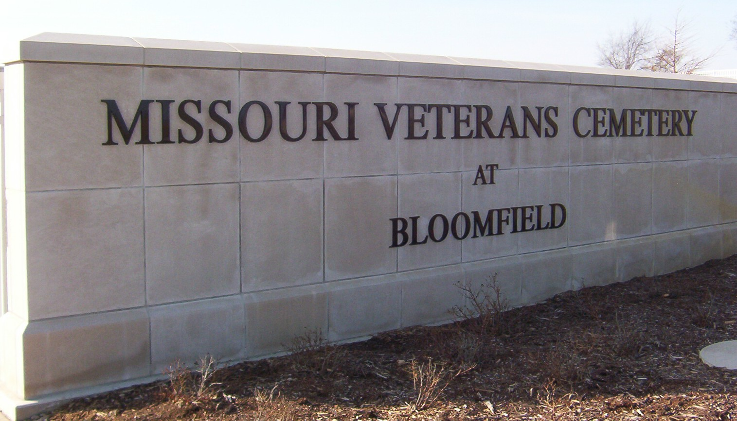 Missouri Veterans Cemetery at Bloomfield