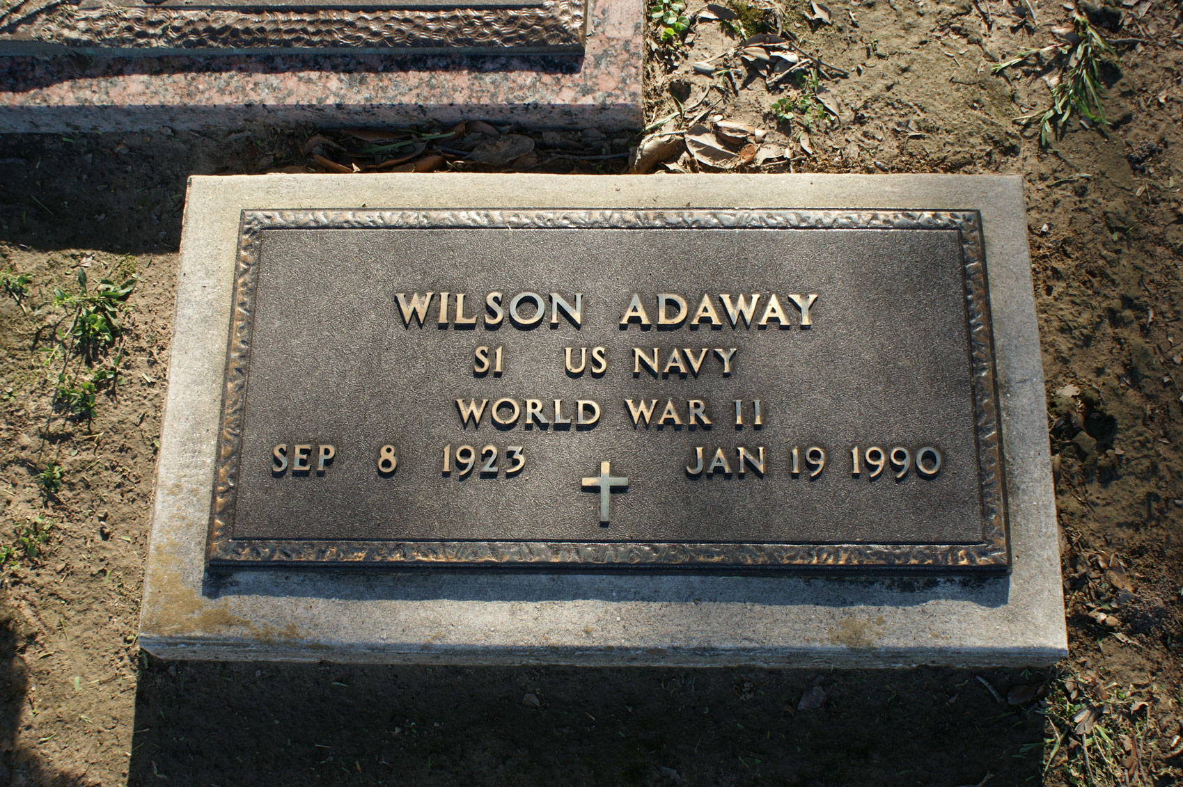 Wilson Adaway, Sr