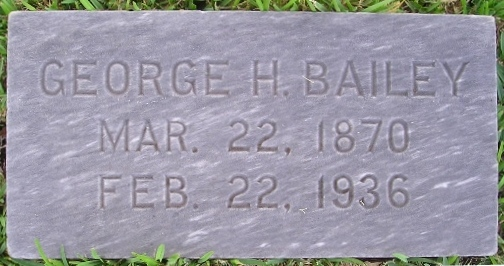 George H Bailey