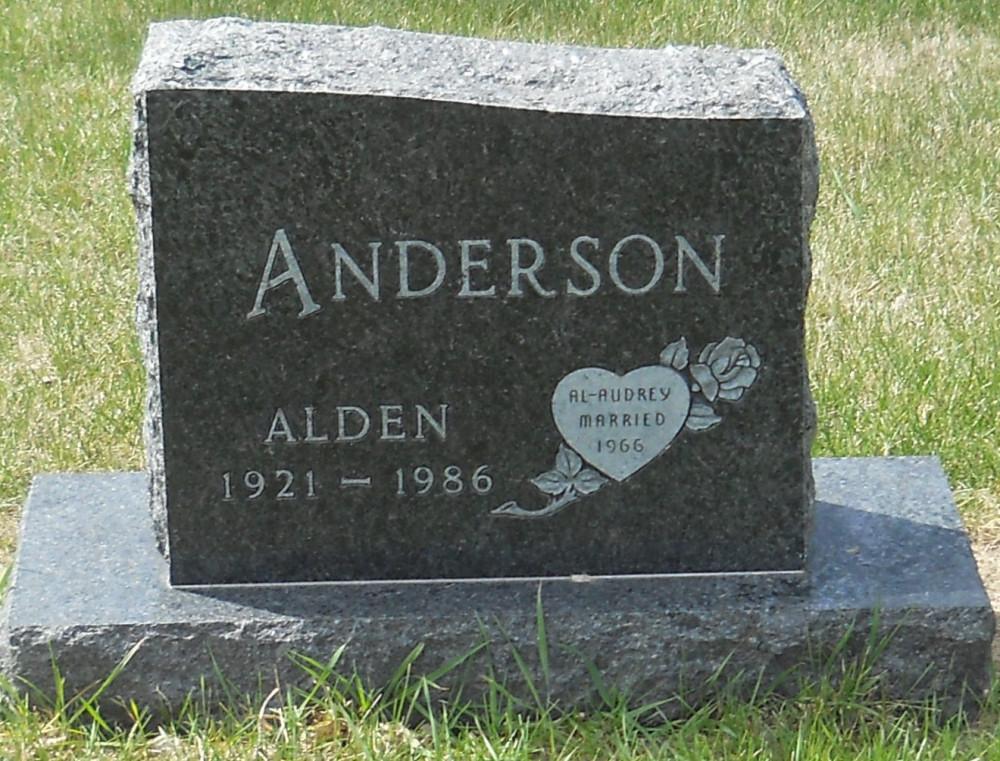 Alden J. Anderson