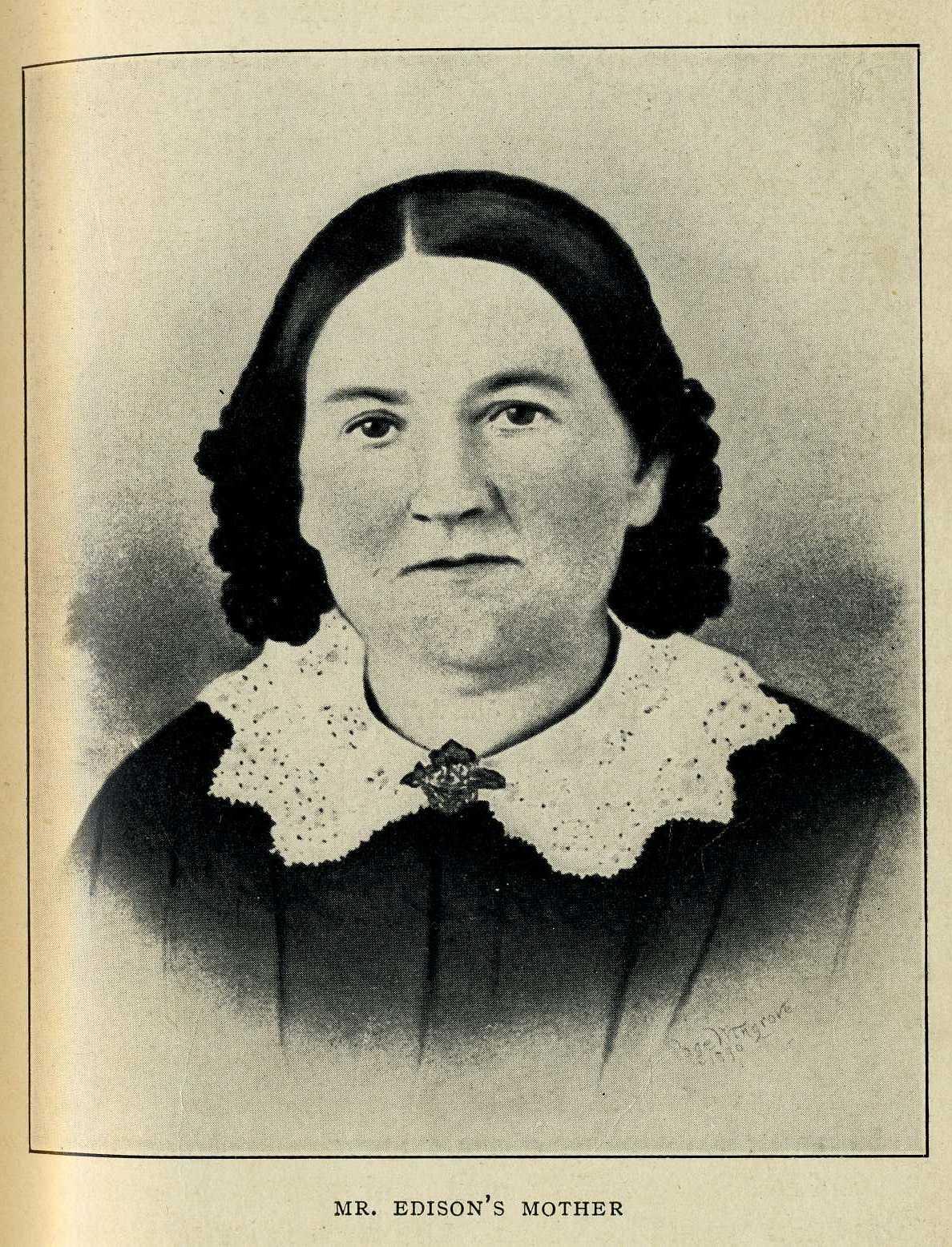 Nancy Matthews <i>Elliot</i> Edison