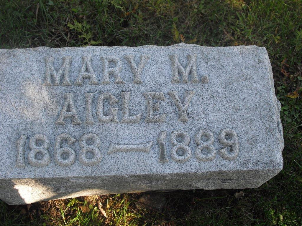 Mary M Aigley