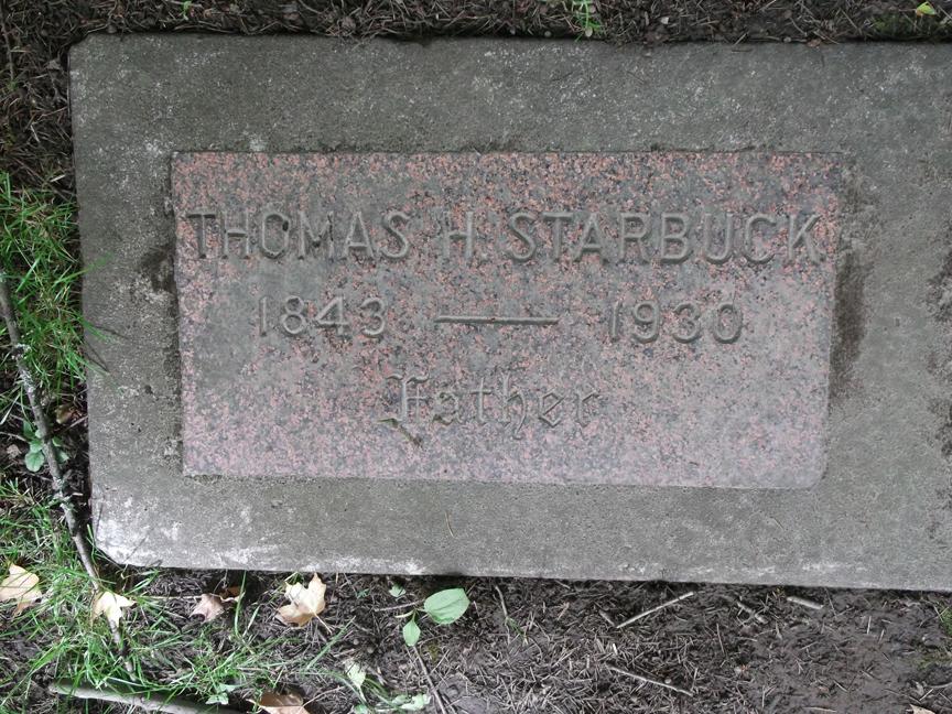 Thomas Haughey Starbuck