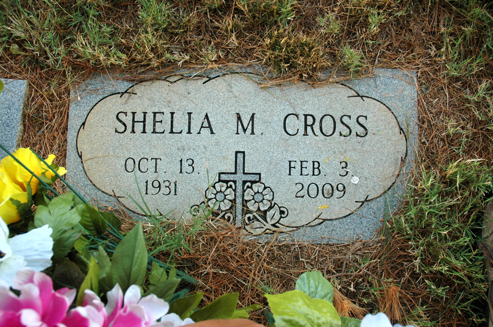 Shelia M. Cross