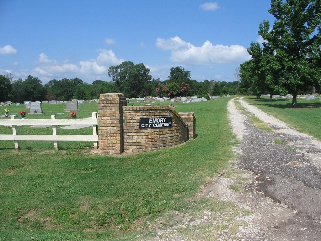 Emory City Cemetery