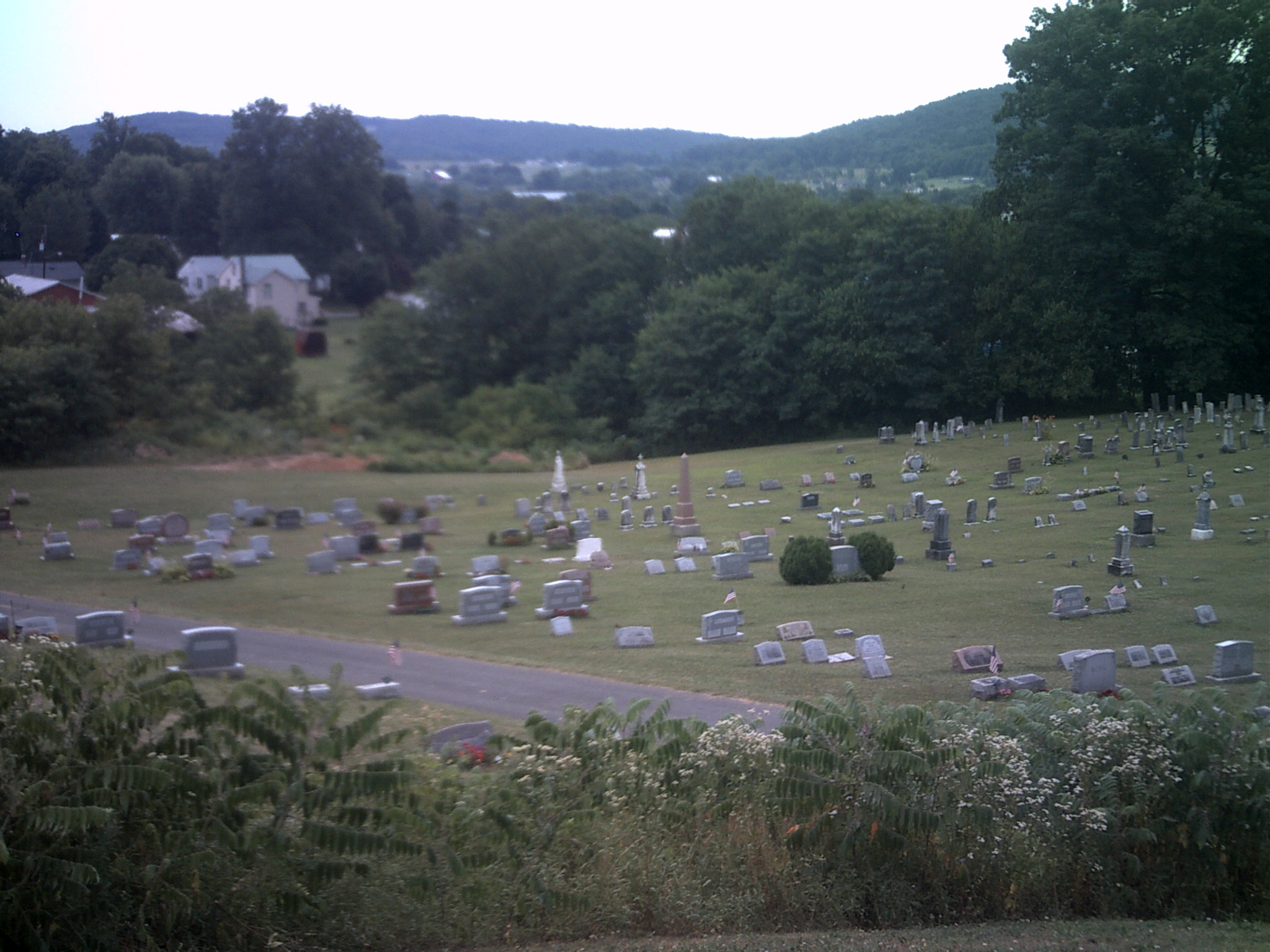 New Berlin Cemetery