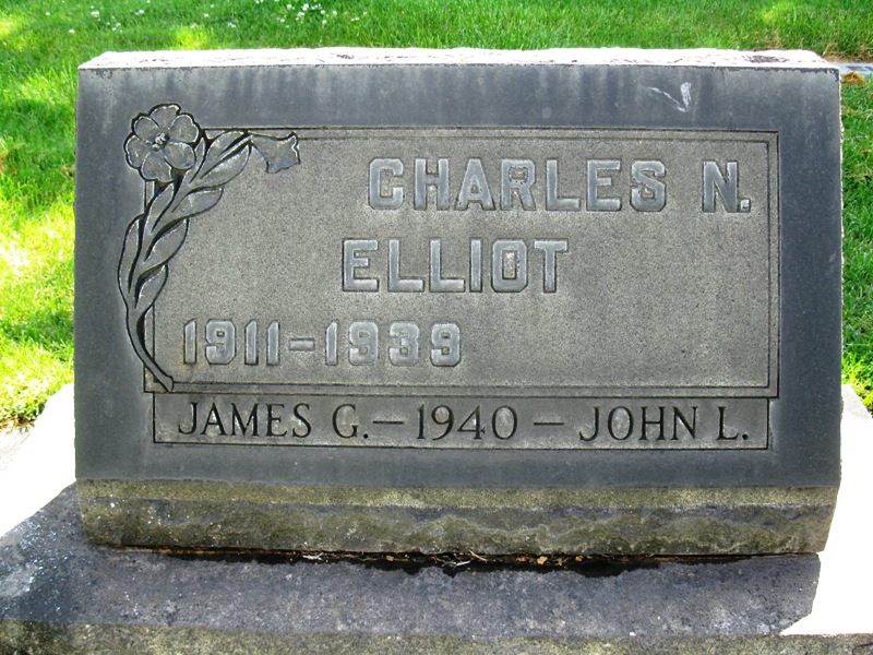 Charles Ninian Charlie Elliot