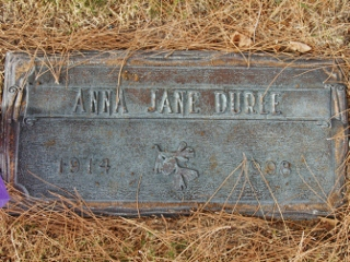 Anna Jane Duree