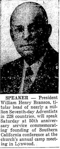William Henry Branson (1887-1961) - Find A Grave Memorial