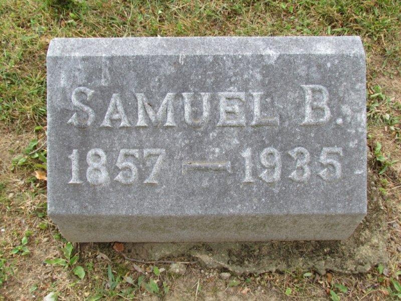 Samuel B Anderson