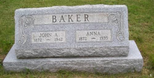 John Alexander Baker
