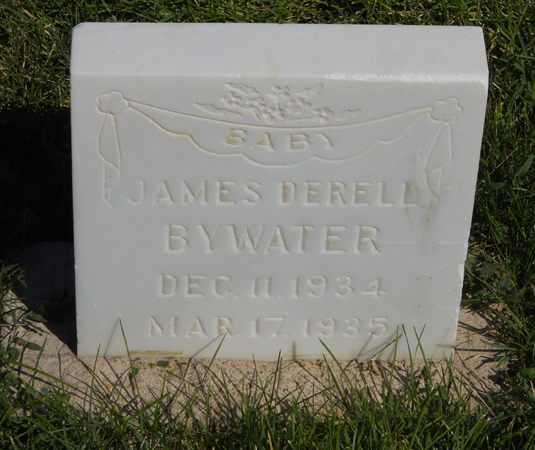 James Darrell Bywater
