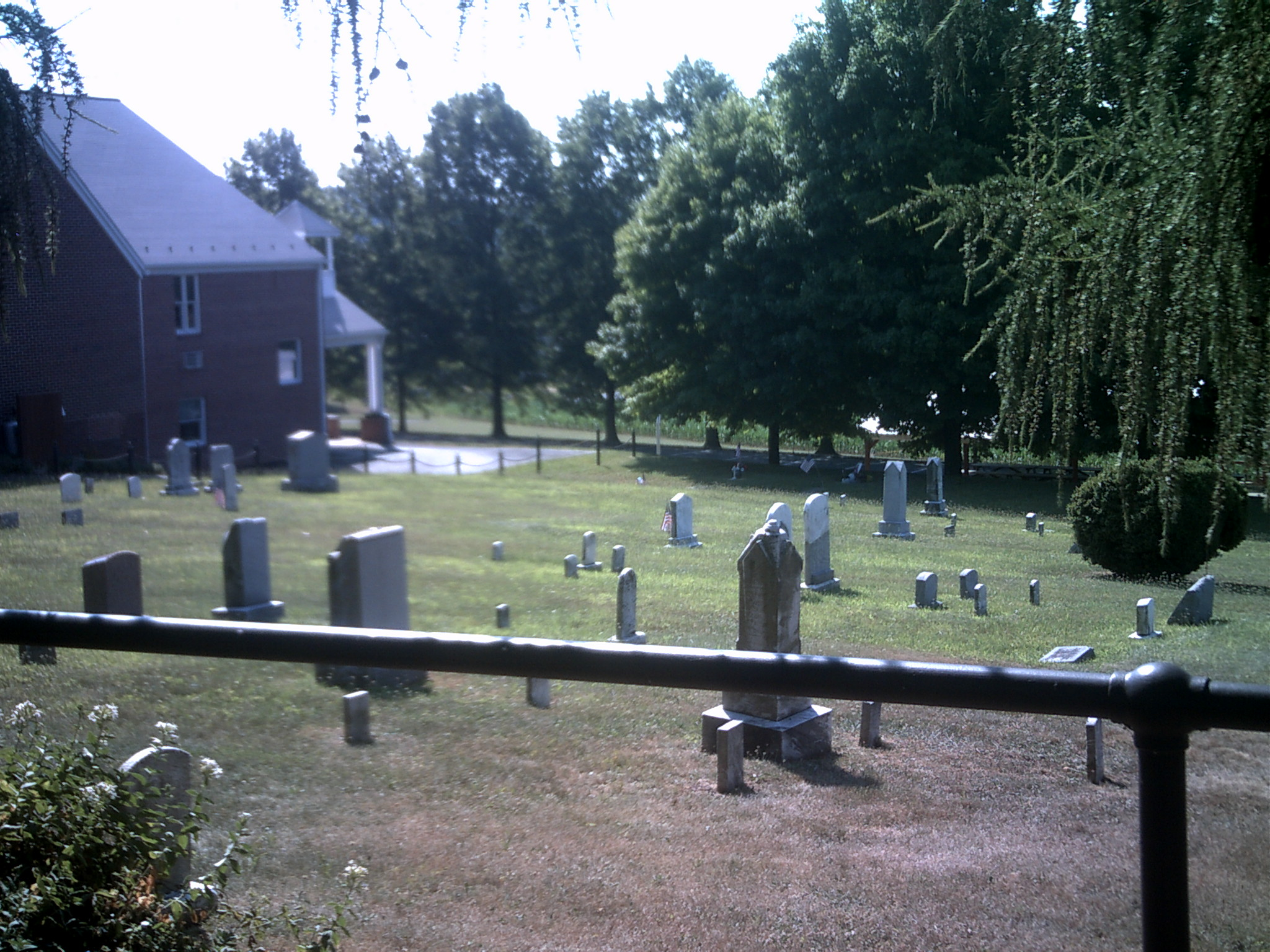 Mount Pleasant Methodist Cemetery