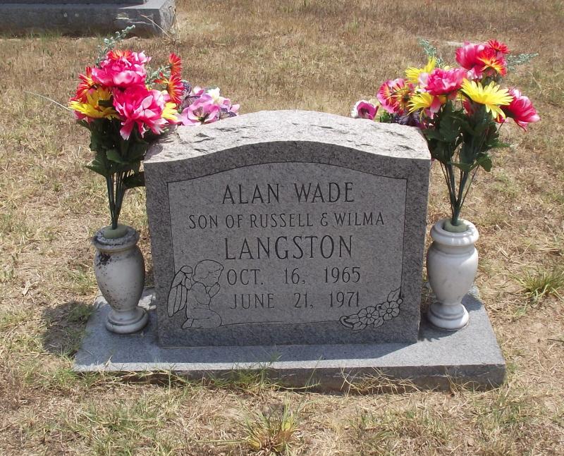 Alan Wade Langston