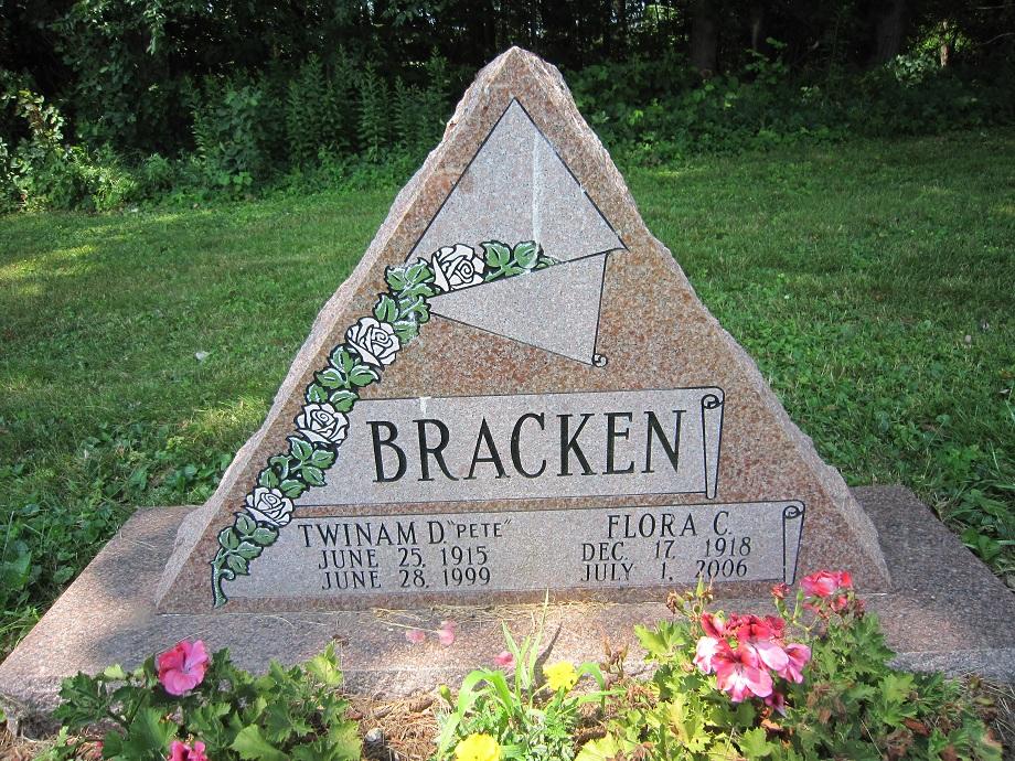 Flora C. <i>Mack</i> Bracken