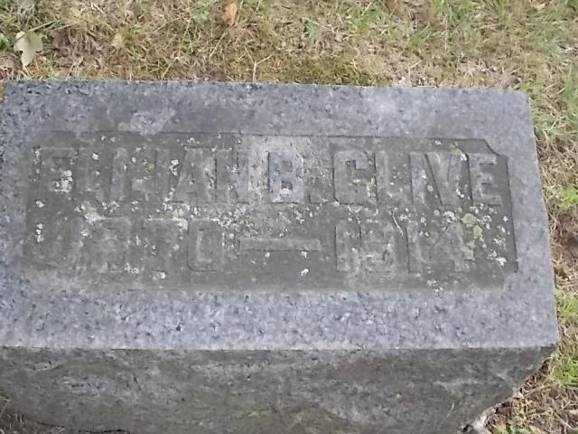 Elijah B. Clive