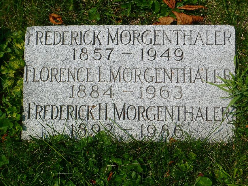 Florence L Morgenthaler
