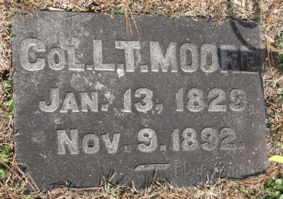 Laban Theodore Moore