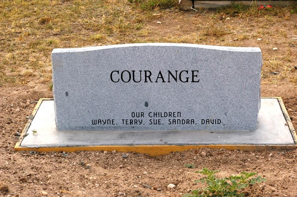 Clarence Joseph Courange