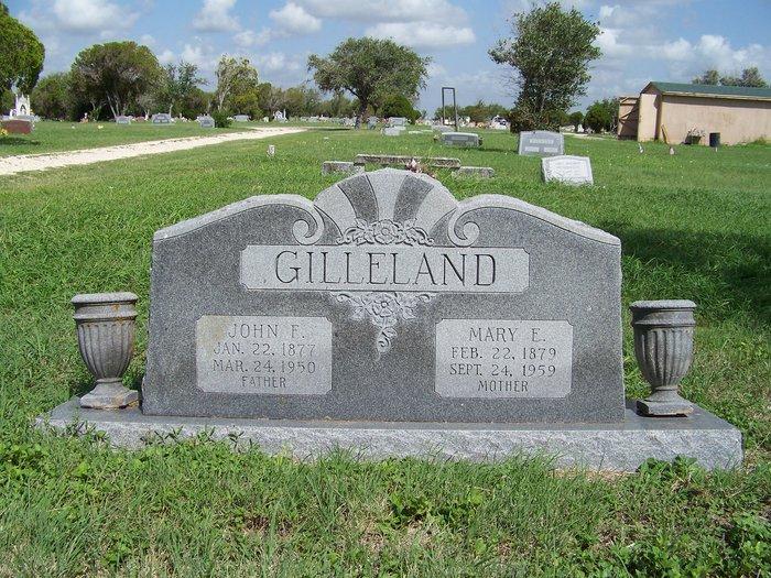Mary Emma <i>Dunn</i> Gilleland