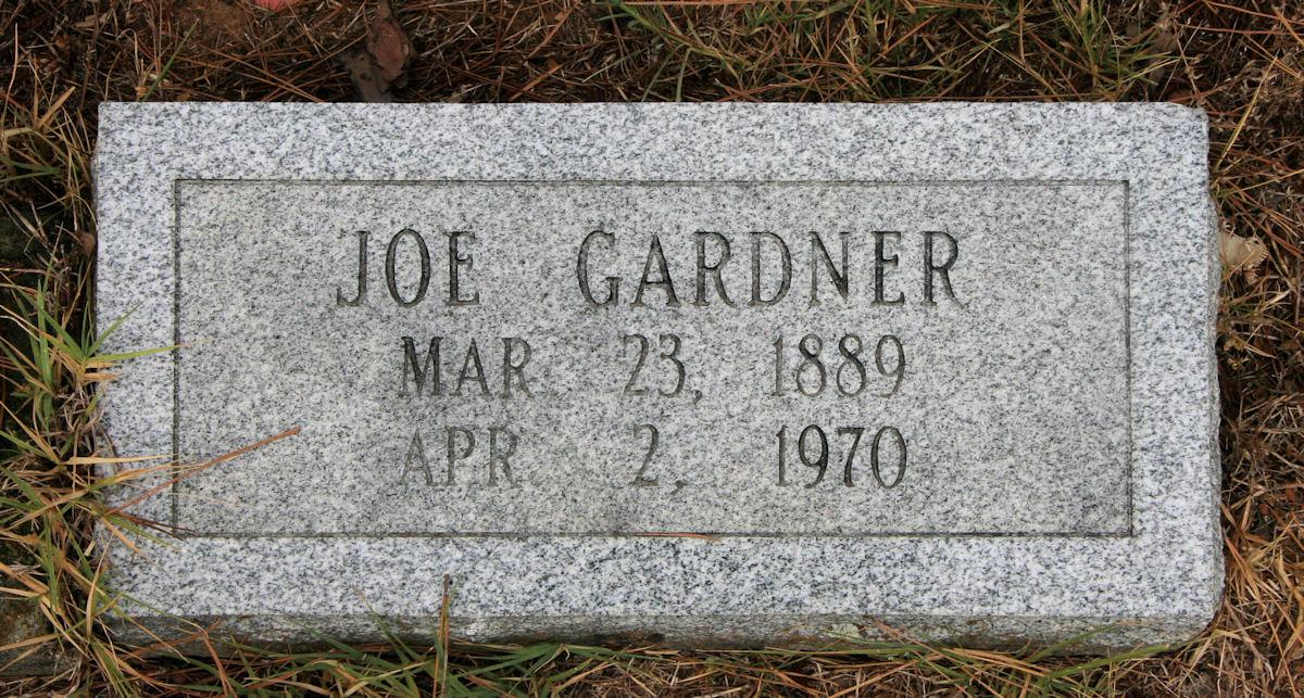 Joe Gardner