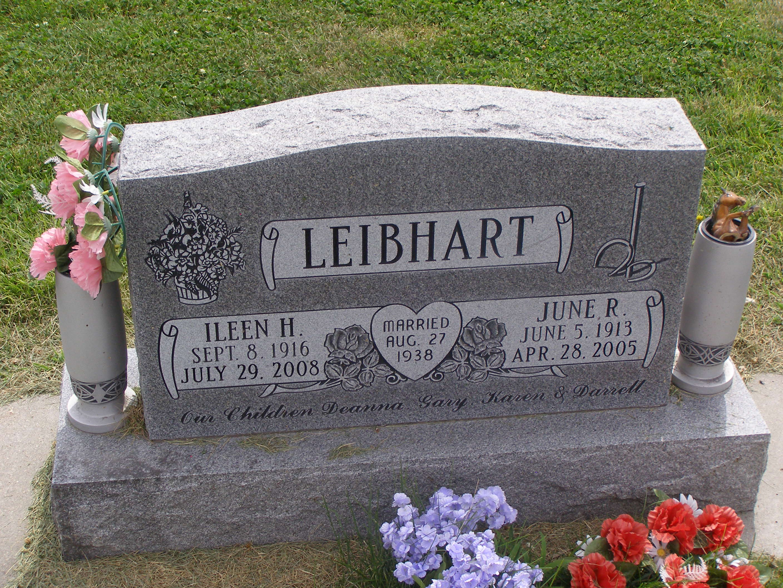 Ileen H. <i>Hammans</i> Leibhart