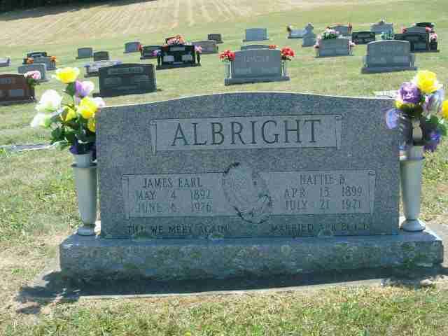 James E. Albright