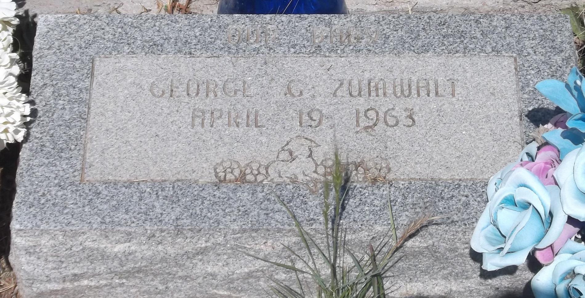 George G Zumwalt