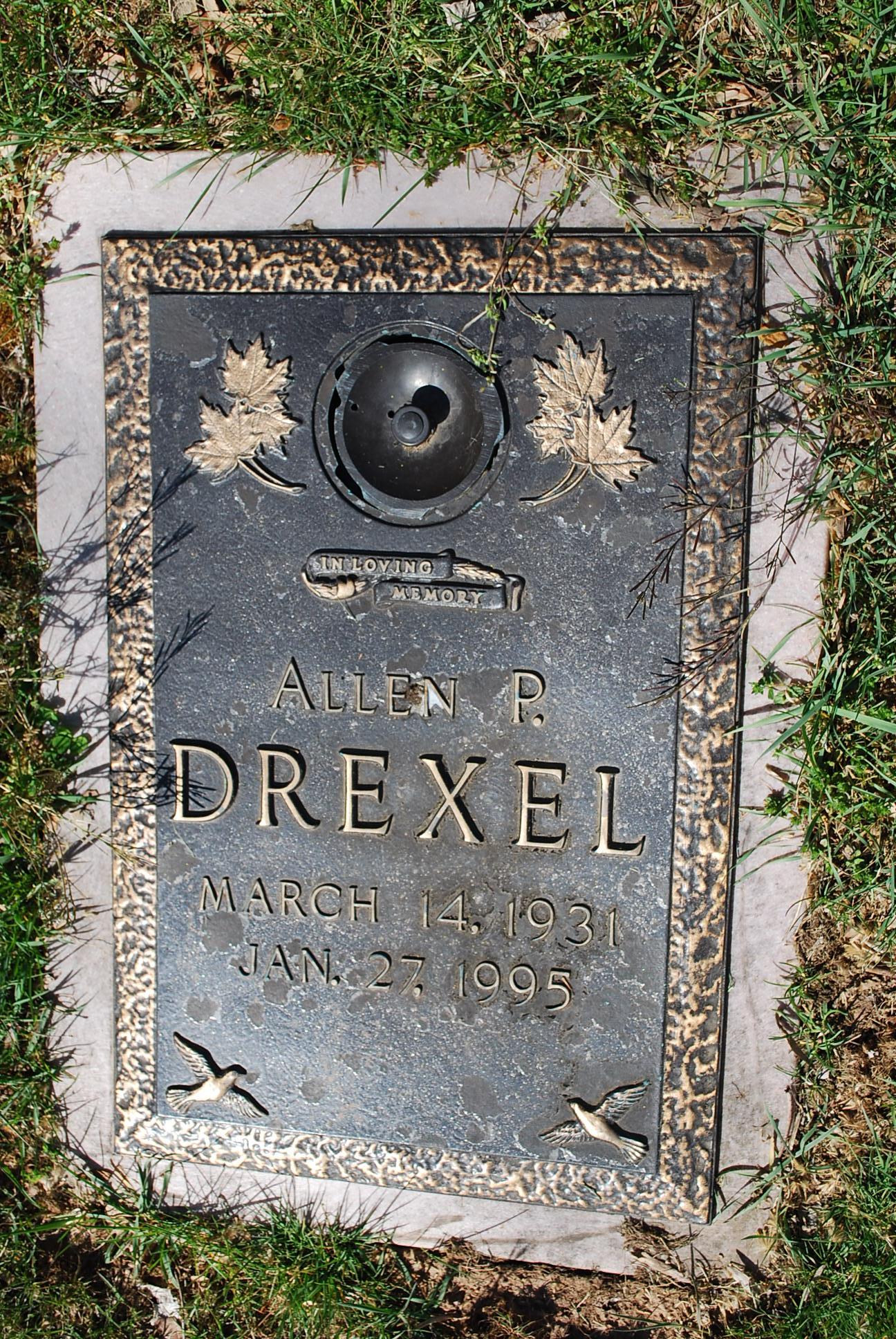 Allen P Drexel