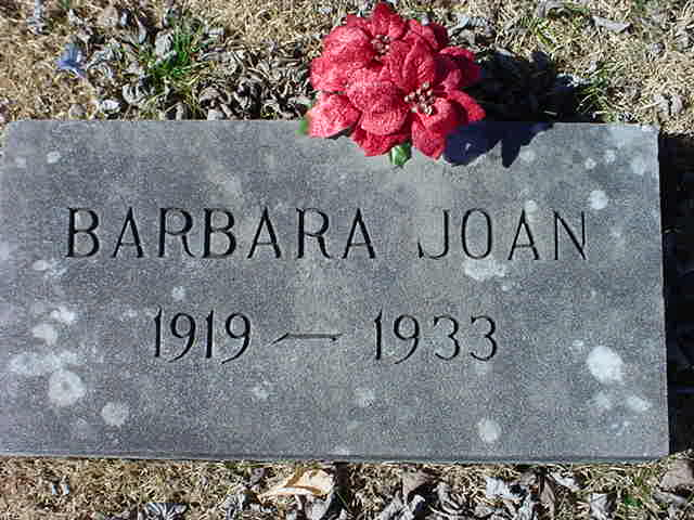 Barbara Joan Battle