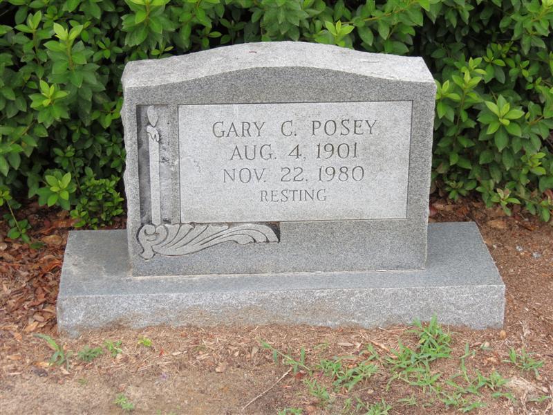 Gary Christopher Posey
