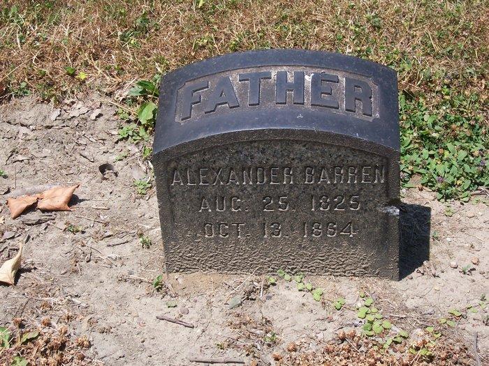 Alexander Barren