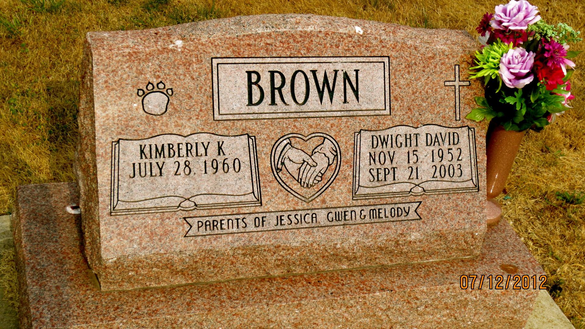 Dwight David Brown