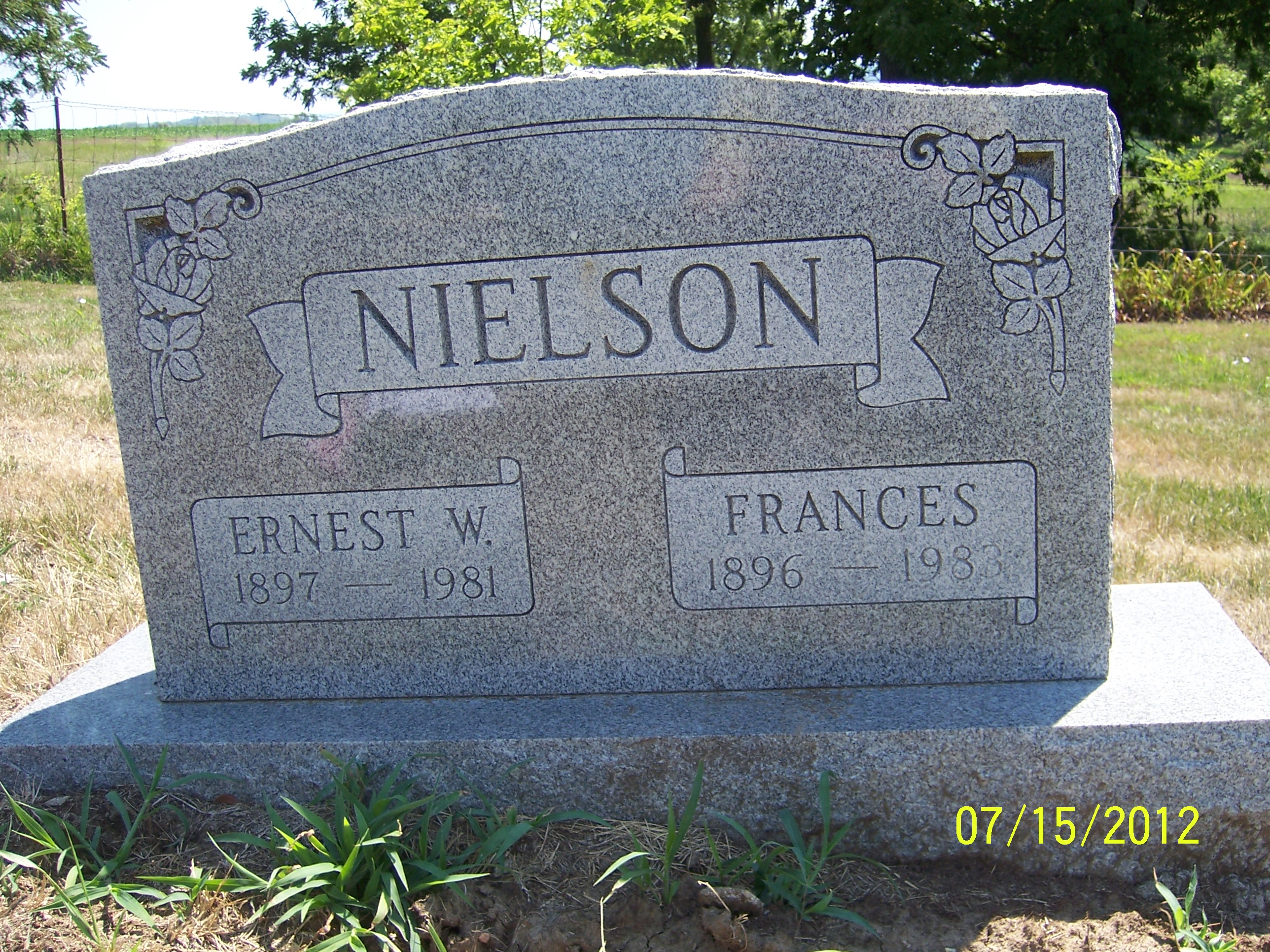 Ernest William Noble Nielson
