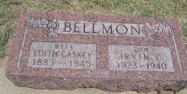 Edith Eleanor <i>Caskey</i> Bellmon