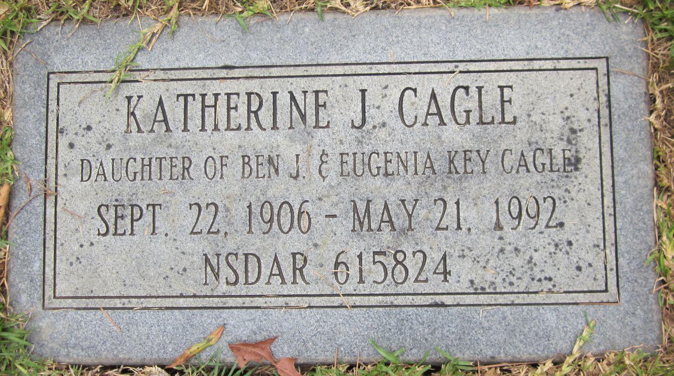 Katherine Josephine Cagle