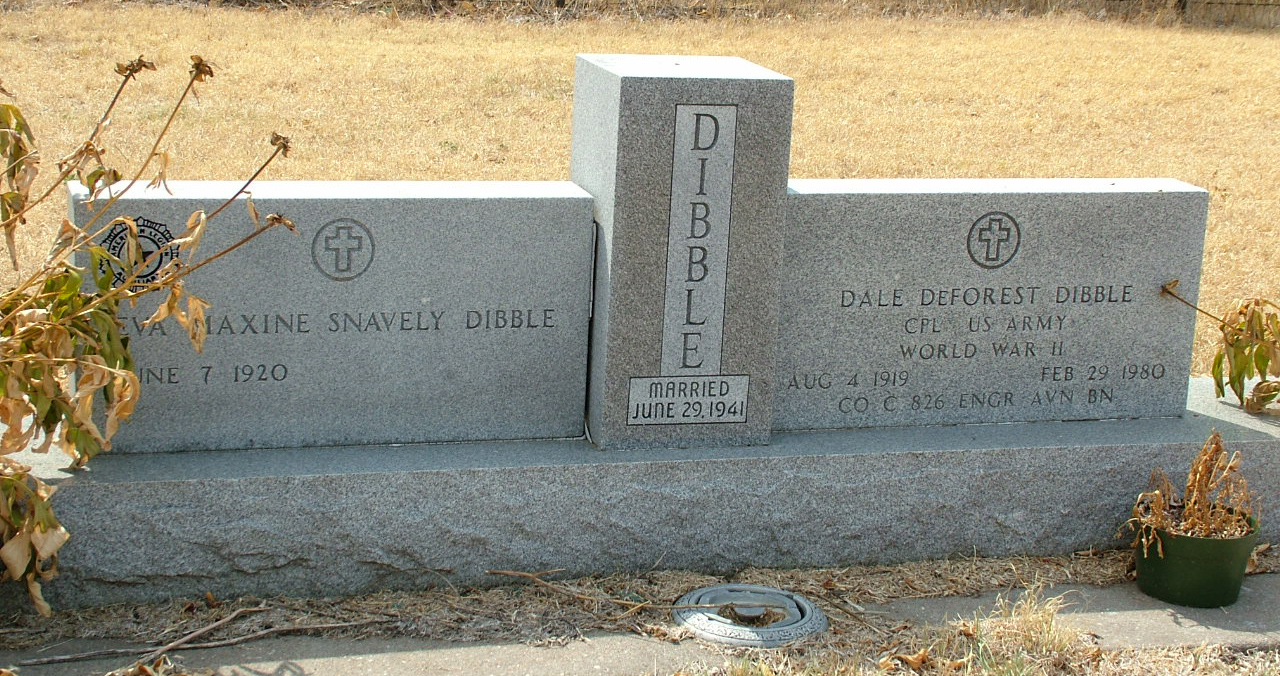 Dale DeForest Dibble