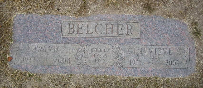 Genevieve Caroline <i>Tuck</i> Belcher