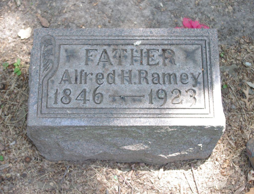 Alfred H. Ramey