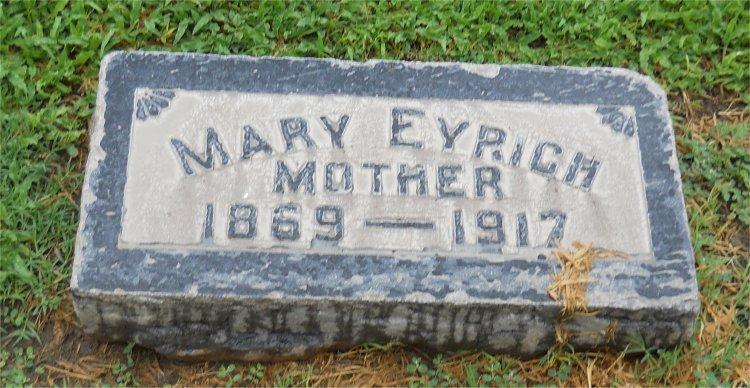 Mary Margaret <i>King</i> Eyrich