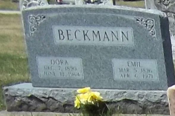 Dora Beckmann