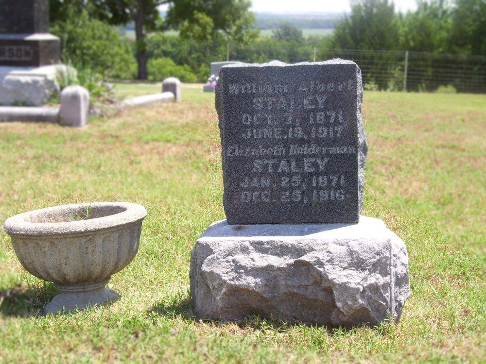William Albert Staley