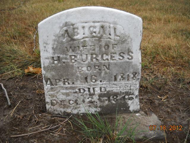 Abigail Burgess
