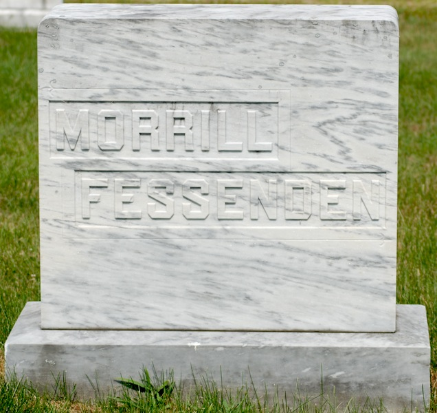 Thankful <i>Morrill</i> Fessenden