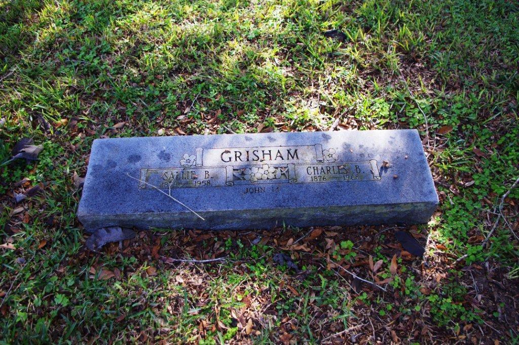 Charles B Grisham