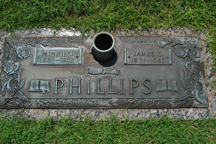 James Columbus Lum Phillips