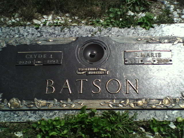 Rose Marie <i>Mayfield</i> Batson