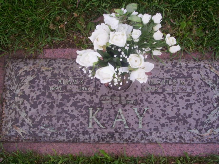 Clarice Mabel <i>Salmon</i> Kay