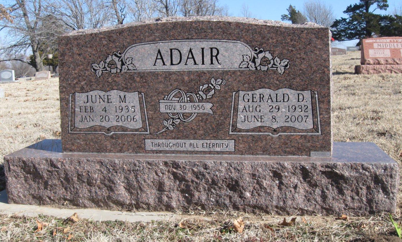 Gerald Douglas Adair