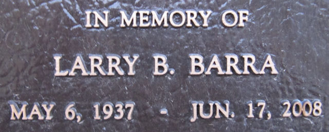 Larry B. Barra